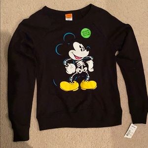 Disney Mickey Mouse long sleeved shirt- brand new